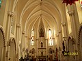 Diamantina MG Brasil - Interior da Basílica Sagrado Coração de Jesus - panoramio.jpg