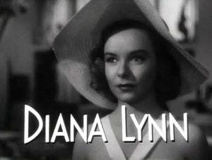 Schauspieler Diana Lynn