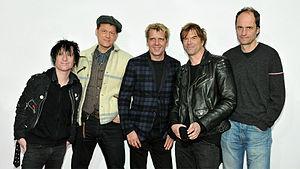 Die Toten Hosen - Ritchie, Andreas von Holst, Andreas Meurer, Campino and Michael Breitkopf (2013)