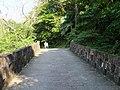 Diesima Bridge on Caoling Historic Trail 草嶺古道跌死馬橋 - panoramio.jpg