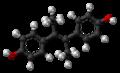 Diethylstilbestrol molecule ball.png
