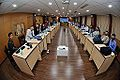 Dignitaries and Participants with Heureka Eyewear - Valedictory Session - Indo-Finnish-Thai Exhibit Development Workshop - NCSM - Kolkata 2014-12-05 0953.JPG