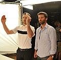 Director Marc Klasfeld and Justin Timberlake.jpeg