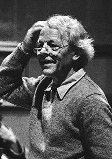 Johan van der Meer (conductor) Dutch choral conductor