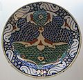 Dish from Iznik, Turkey, Doris Duke Foundation for Islamic Art accession 48.34.JPG