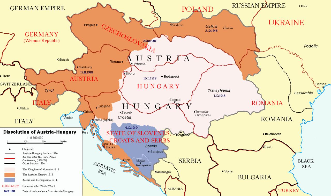 Тема: Українські землі у складі Австро Угорської імперії в ХІХ на поч