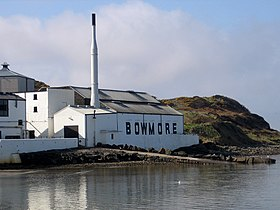 Image illustrative de l'article Bowmore (distillerie)