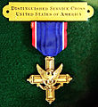 Distinguished Service Cross given to the World War I Unknown - Tomb of the Unknown Soldier - Arlington National Cemetery - 2012-05-19.jpg
