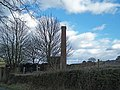 Disused Chimney on Farmland above Bradfield. - geograph.org.uk - 714036.jpg