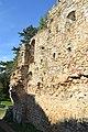 Divín - Divínsky hrad - ruiny bašty (2).jpg
