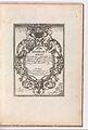 Diverses Pieces de Serruriers, title page (recto) MET DP339584.jpg