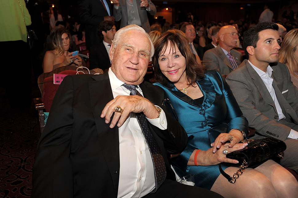 Don Shula & Mary Anne Shula at 2014 MIFF