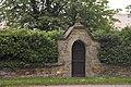 Door in the wall - geograph.org.uk - 854763.jpg