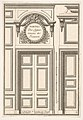 Doors of the Trianon Appartments plate III from the Series 'Portes a Placard et Lambris', published as part of 'L'Architecture à la Mode' MET DP834201.jpg