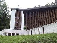 Dorkirche Braunwald ZentrumTurm.JPG