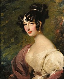 Seit etwa 1818 mit Metternich liiert: Fürstin Dorothea von Lieven (Quelle: Wikimedia)
