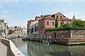 Dorsoduro Rio dei Carmini e Rio San Sebastiano Ponte del Soccorso in Venice.jpg