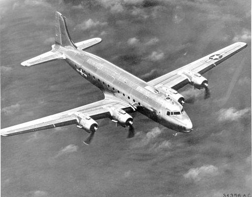 Douglas C-54 Skymaster USAF
