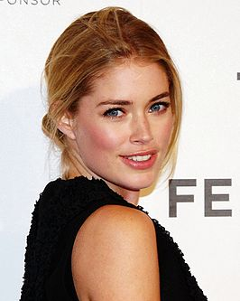 Doutzen Kroes in 2012
