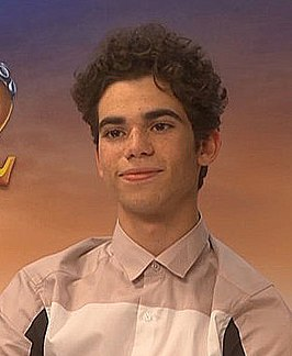 Cameron Boyce in 2017