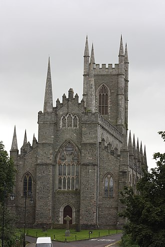 Downpatrick - Down Cathedral