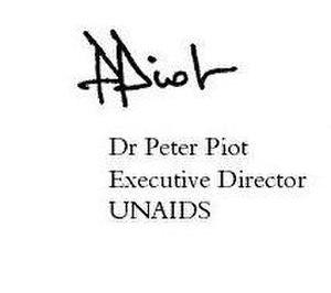 Peter Piot - Image: Dr Peter Piot