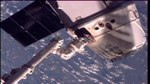 File:Dragon CRS-11 Cargo Ship Departs ISS for Earth.webm
