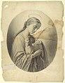 Drawing, Saint Agnes, 1892 (CH 18439673-2).jpg