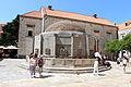 Dubrovnik, fontana di onofrio, 01.JPG