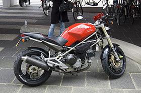Ducati Monster Termignoni Used