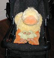 Duck stuffed animals