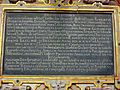 Dudley Knollys tomb inscription Warwick St Marys.JPG