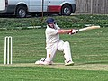Dunmow CC v Brockley CC at Great Dunmow, Essex, England 10.jpg