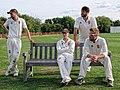 Dunmow Cricket Club 1st XI, Great Dunmow, Essex, England (1) 4-3 aspect ratio.jpg