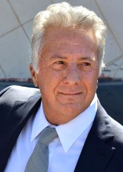 Dustin Hoffman, American actor and director