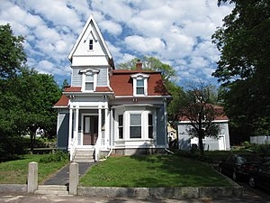 E. A. Durgin House - E. A. Durgin House
