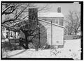 EAST (REAR) ELEVATION - Kerbaugh, Depot and College Streets, Greeneville, Greene County, TN HABS TENN,30-GRENV,12-10.tif