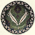EB1911 Ceramics - Plate V. Rhodian or Turkish; (b).jpg