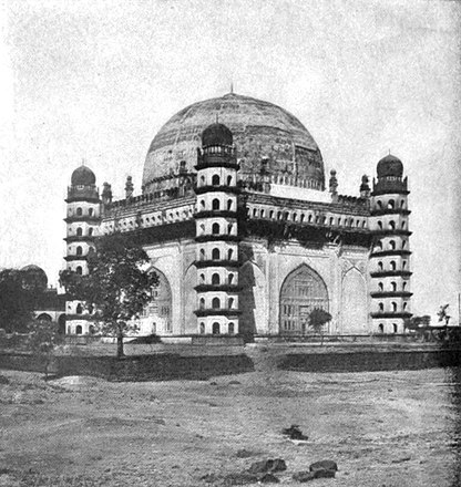 EB1911 Indian Architecture - Tomb of Mahommed Adil Shāh.jpg