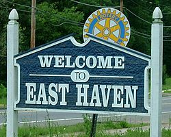 East Haven, Connecticut.