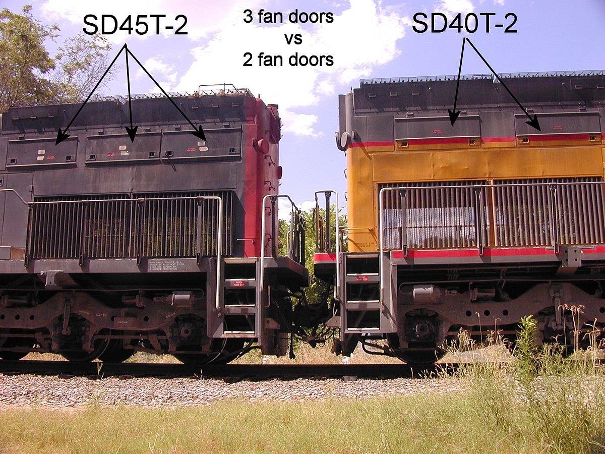 Emd Sd40t 2 Wikipedia