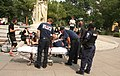 EMTs and Paramedics treating a man - Washington DC - 2007-07-15.jpg