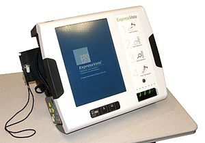 Optical scan voting system