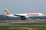 ET-ANR - Ethiopian Airlines - Boeing 777-260(LR) - CAN (15155641797).jpg