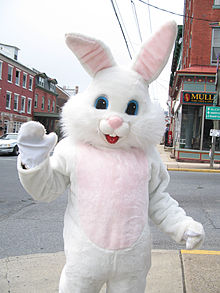 Lapin De Pâques Wikipédia