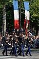 Ecole des officiers de la Gendarmerie nationale Bastille Day 2013 Paris t105419.jpg