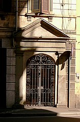 edicola di Santa Maria Nascente