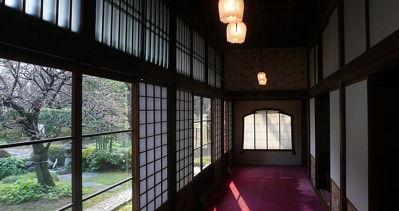 Tập tin:Edo-Tokyo Open Air Architectural Museum-insideabuilding.jpg