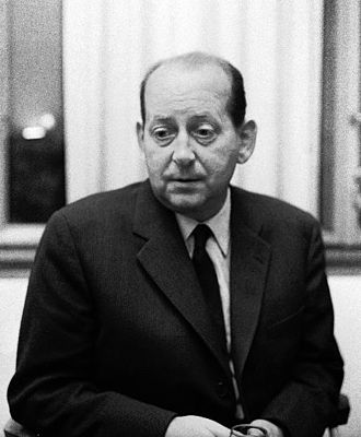 Eduard Tubin - Image: Eduard Tubin 1958