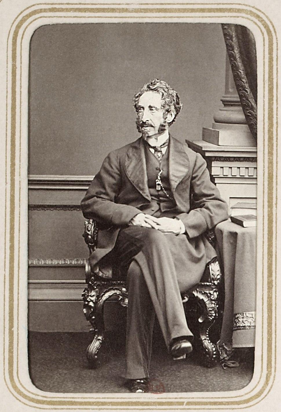 Edward Bulwer Lytton Disderi BNF gallica
